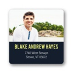 Photos With Class -- Graduation Address Labels