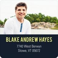 Photos With Class Graduation Address Labels
