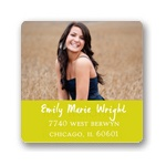 InstaLabel Photo -- Graduation Address Labels
