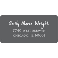 InstaLabel Graduation Address Labels