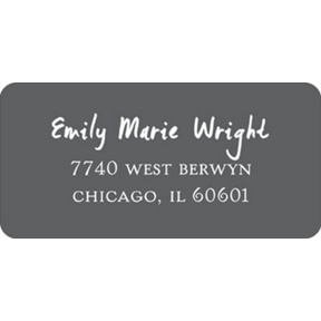 InstaLabel -- Graduation Address Labels