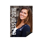 Grad With Class Magnet -- Profile Cards