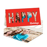 Happy Holidays -- Unique Christmas Cards