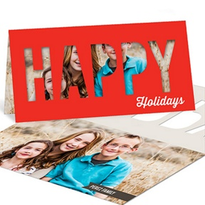 Happy Holidays -- Christmas Cards