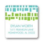 Close Encounter -- Address Labels