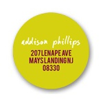 Circle of Memories -- Graduation Address Labels