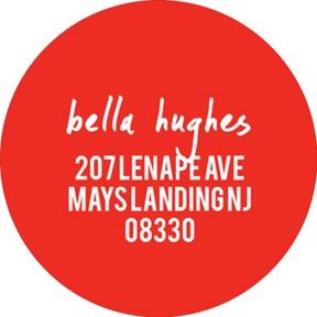 Circle Me Grad -- Graduation Address Labels