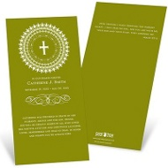 You Are With Me Memorial Cards