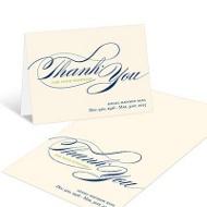 Celebrating A Life Thank You Card Memorial Cards