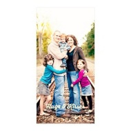 Creative Message Vertical Photo Paper