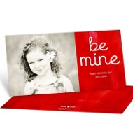 Be Mine Horizontal Photo