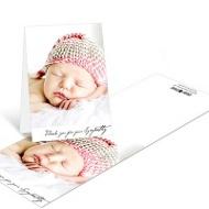 Precious Photo Thank You Card Memorial Cards