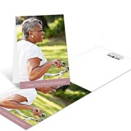 Loving Spirit Thank You Card Memorial Cards