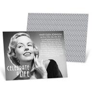 Celebrate Memorial Cards
