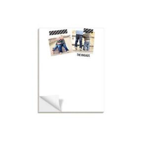 Long Distance Love -- Custom Notepads