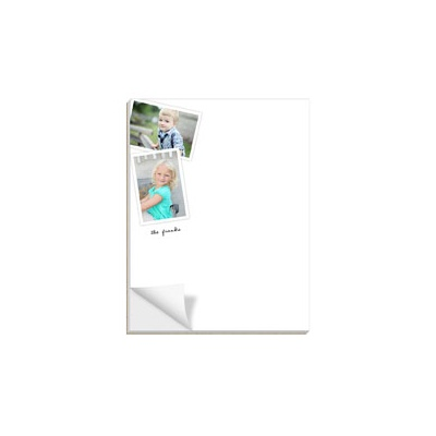 Say It With Pictures Custom Notepads