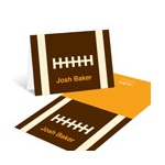 Football Draft Pick -- Thank You Cards