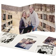 Multi-photo New Year's Card