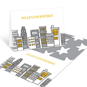 Searching for Superheroes -- Mini Note Cards
