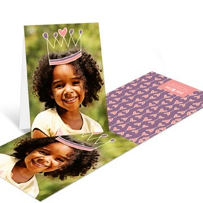 Crown Me Princess -- Thank You Cards