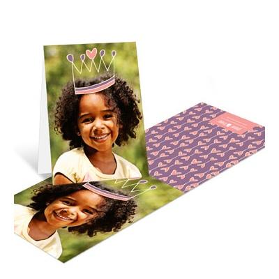 Crown Me Princess Thank You Cards