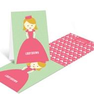 A Princess Like Me Thank You Cards
