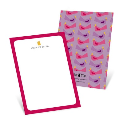 Royal Proclamation Thank You Cards