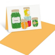 Homemade Goodness Mini Note Cards
