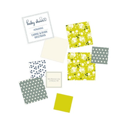 Blooming and Beaming Table Decor Baby Shower Decorations