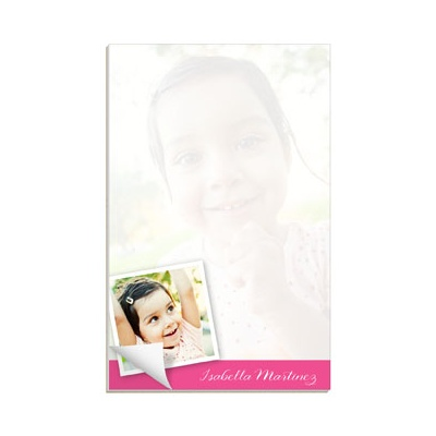 Pictures of Me Notepads