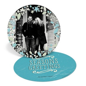 Circle Of Charm -- Christmas Cards