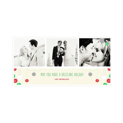 Photo Paper Dazzling Decor Holiday Photo Cards