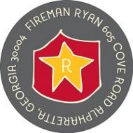 Sound The Alarm Firefighter Kids Address Labels