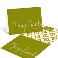 Coming Soon Baby Shower Thank You Cards