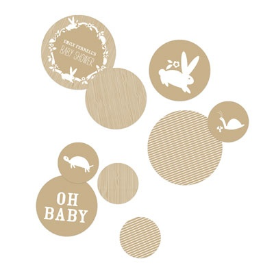 Little Critters Table Decor Baby Shower Decorations