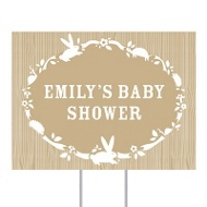 Little Critters Yard Sign Baby Shower Decorations