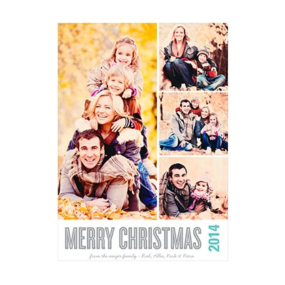 Photo Paper Stacked Photos Photo Christmas Cards