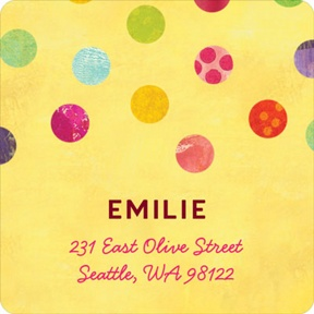 Who Loves Me? -- Address Labels