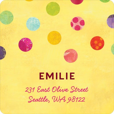 Who Loves Me? Address Labels