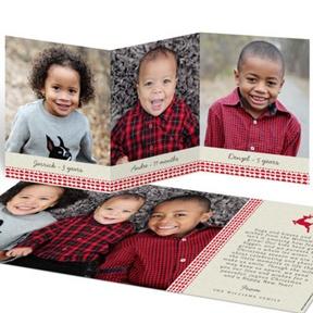 Reindeer Games -- Christmas Cards