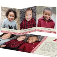 Reindeer Games Holiday Photo Cards