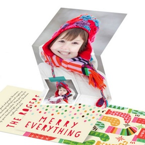 Colorful Dreams -- Christmas Cards