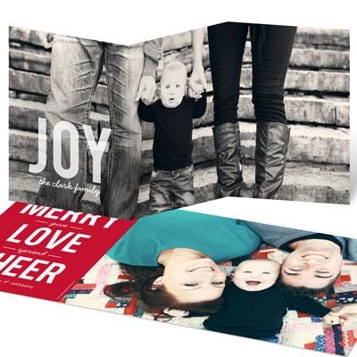 Spread Cheer Photo Christmas Cards