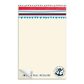 Anchors Away -- Notepads