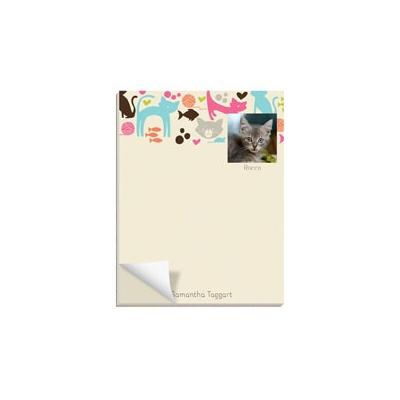 Cat Lover Custom Notepads