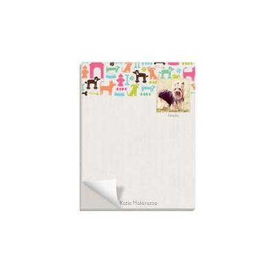 Dog Lover Custom Notepads
