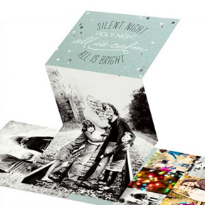 Sparkle & Shine Trifold -- Christmas Cards