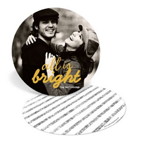 Bright Circle -- Christmas Cards