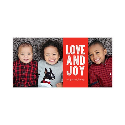 Photo Paper Many Photos Holiday Photo Cards
