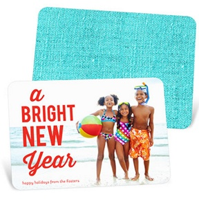 Bright Photo -- Christmas Cards
